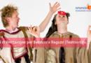 Corsi di Recitazione per Bambini e Ragazzi |Teatroinblu
