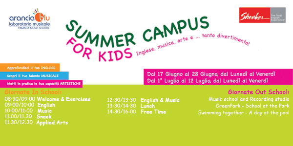 SUMMER CAMPUS FOR KIDS