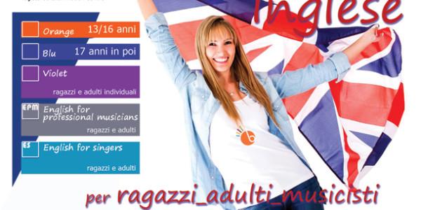 CORSI D'INGLESE TRINITY PER BAMBINI_RAGAZZI_ADULTI_MUSICISTI
