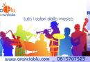 Il Laboratorio Musicale Aranciablu riapre le iscrizioni  LUNEDI' 4 SETTEMBRE 2017