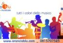 Il Laboratorio Musicale Aranciablu riapre le iscrizioni LUNEDI' 3 SETTEMBRE 2018