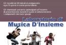 LM Aranciablu_Laboratorio di Musica D'Insieme // Presentazione corso